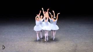 Смотреть онлайн Забавное комедийное балетное шоу