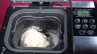 Смотреть онлайн Кунжутно-молочный хлеб: рецепт для хлебопечки