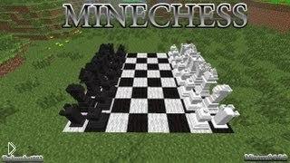 Мини-игра – Шахматы в Майнкрафт - Видео онлайн