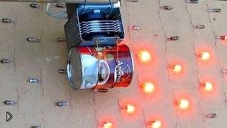Смотреть онлайн Микроволновая печь и ее невероятные способности