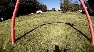 Смотреть онлайн Гонки управляемых самодельных вертолетов