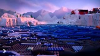 Смотреть онлайн Реклама Гринпис против сотрудничества Лего с Шелл