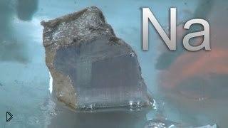 Подборка реакций натрия с разными веществами - Видео онлайн