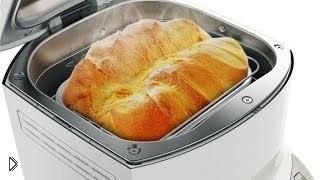 Смотреть онлайн Хлебопечка: как приготовить хлеб для сэндвичей