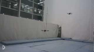 Смотреть онлайн Трюки от летающих роботов