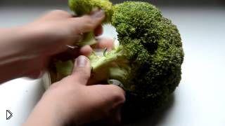 Смотреть онлайн Рецепт овощного пюре для малышей