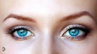 Смотреть онлайн Нежный макияж глаз на любой случай