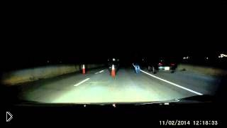 Смотреть онлайн Один из способов ограбления водителей