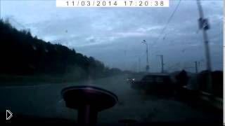 Смотреть онлайн Страшная авария на Витебском шоссе, Смоленск