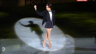 Смотреть онлайн Анна Погорилая поразила всех на чемпионате в Канаде