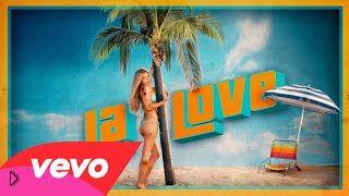 Смотреть онлайн Клип Fergie - L.A.LOVE