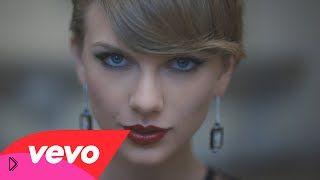 Смотреть онлайн Клип Taylor Swift - Blank Space