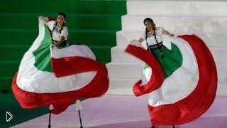 Смотреть онлайн Разнообразный отдых на любой вкус в Мексике