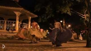 Смотреть онлайн Мексиканские парные танцы, Канкун