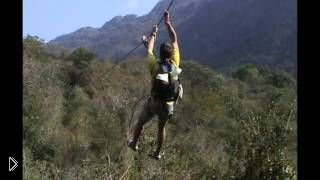 Каньон дель Сумидеро: спуск по канату, Мексика - Видео онлайн