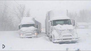 Смотреть онлайн Чрезвычайная климатическая ситуация в США: 18.11.2014