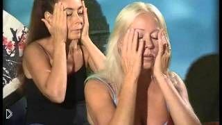 Смотреть онлайн Урок точечного Цигун массажа лица