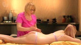 Смотреть онлайн Обучение массажу тела при беременности