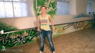 Смотреть онлайн Урок уличных танцев