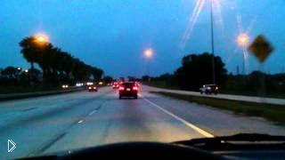 Сигналы о похищении детей на дорогах Америки - Видео онлайн