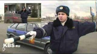 Все о движения регулировщика на дороге - Видео онлайн