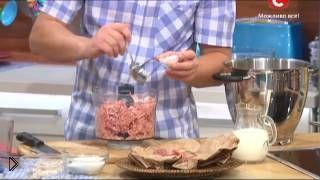 Смотреть онлайн Докторская колбаса: рецепт для приготовления