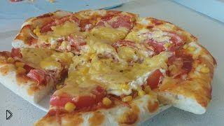 Смотреть онлайн Рецепт теста пиццы в хлебопечке Панасоник