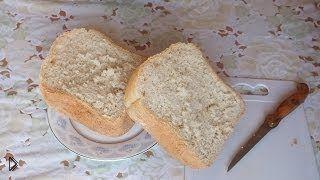 Смотреть онлайн Рецепт приготовления хлеба из постного теста в хлебопечке