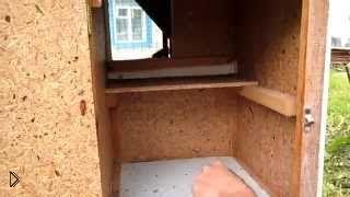 Смотреть онлайн Принцип строения маточников для кроликов