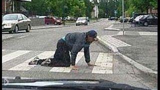 Остановки как опасное место для проезда автомобилистов - Видео онлайн