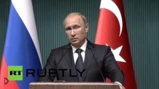 Путин отказался от реализации проекта «Южный поток» - Видео онлайн