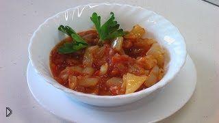 Смотреть онлайн Рецепт салата лечо: вкусно и просто