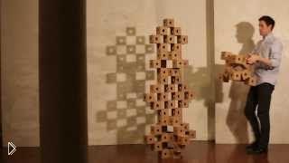 Смотреть онлайн Куб-трансформер: необыкновенная игрушка