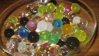 Смотреть онлайн Готовим водные растущие шарики самостоятельно