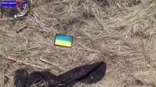 Смотреть онлайн Ополченцы уничтожили колонну украинского подразделения