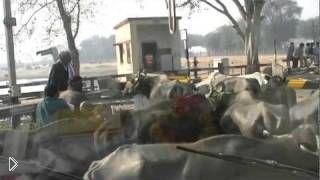 Смотреть онлайн Дороги Индии глазами туристов из авто