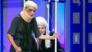Смотреть онлайн Песня «Случай в суде» лучшей команды КВН Пятигорск