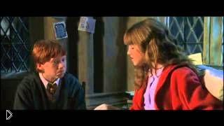Смотреть онлайн Гарри Поттер: вырезанные сцены из всех частей
