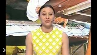 Смотреть онлайн Команда КВН Раисы и их песня «Бахилки-лосинки»