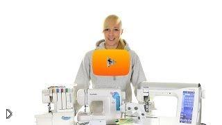 Смотреть онлайн Как правильно выбрать бытовую швейную машину