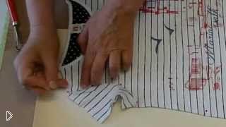 Смотреть онлайн Как научиться делать правильно выкройку детского платья