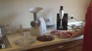 Смотреть онлайн Как приготовить ливерную колбасу в домашних условиях