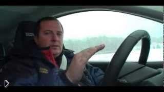 Смотреть онлайн Правила вождения автомобиля зимой