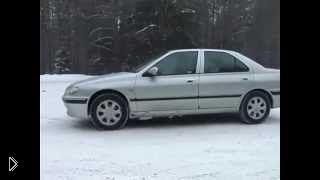 Смотреть онлайн Правила торможения автомобиля зимой