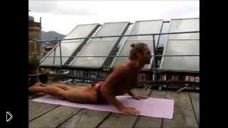 Смотреть онлайн Лечение межпозвоночных грыж упражнениями йоги