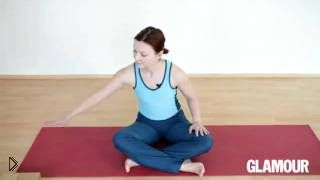 Хатха-йога для начинающих: разминка - Видео онлайн