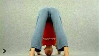 Смотреть онлайн Асана йоги для начинающих: каменная горка