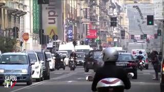 Смотреть онлайн Как вести себя за рулем в Италии: советы туристам