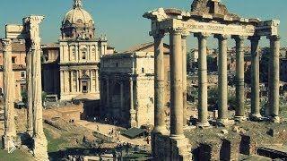Смотреть онлайн Самостоятельная прогулка по древнему Риму