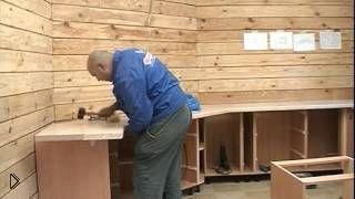 Монтаж встроенной кухни в доме своими руками - Видео онлайн